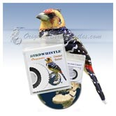 Bird Whistle - Crested Barbet