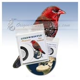 Bird Whistle - Red Avadavat