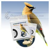 Bird Whistle - Cedar Waxwing