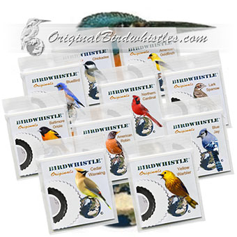Bird Whistles (North America Editions)